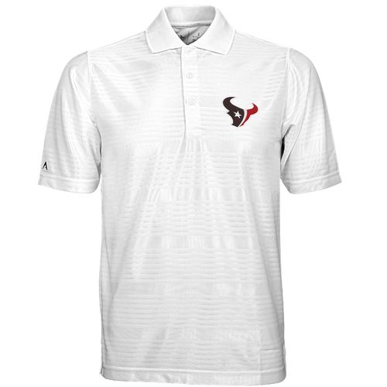 Display product reviews for Antigua Men's Houston Texans Illusion Polo Shirt