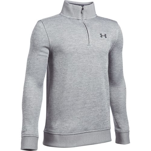 Under Armour Boys' UA Storm SweaterFleece 1/4 Zip Pullover
