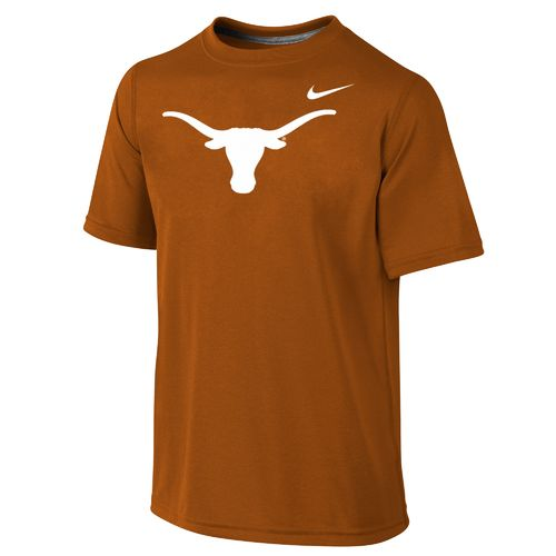 Nike™ Boys' University of Texas Dri-FIT Legend Short