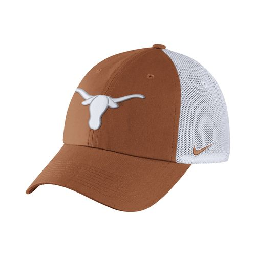 Nike Men's University of Texas Heritage 86 Trucker Cap