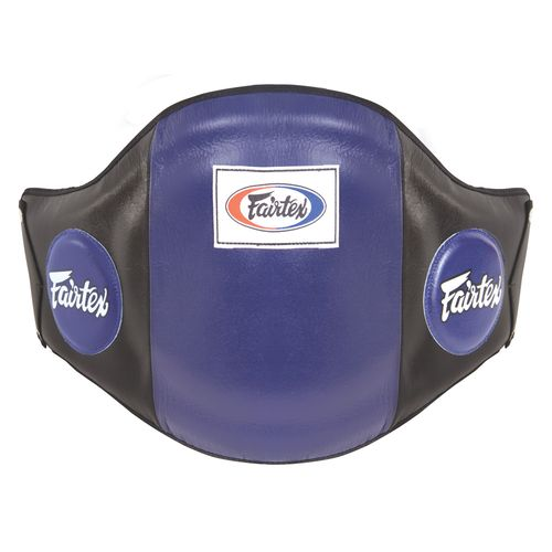 Fairtex Adults' Leather Belly Pad
