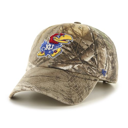 '47 Kids' University of Kansas Realtree Cleanup Cap
