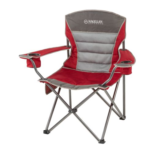 Magellan Outdoors Ultra Comfort Padded Mesh Chair - view number 1