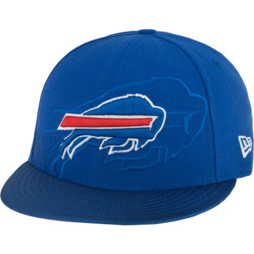 New Era Men's Buffalo Bills NFL16 59FIFTY Cap