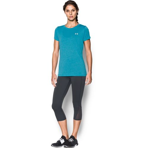 Under Armour Women's UA Tech Crew Short Sleeve Shirt