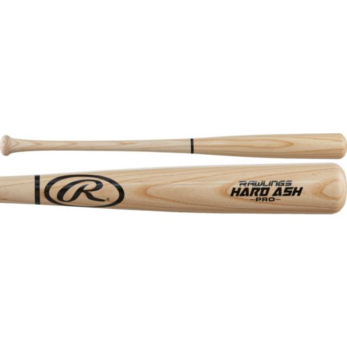 Rawlings Adults' 232 Hard Ash Wood Baseball Bat