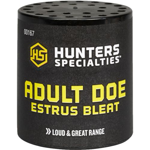 Display product reviews for Hunter's Specialties Adult Doe Estrus Bleat Call