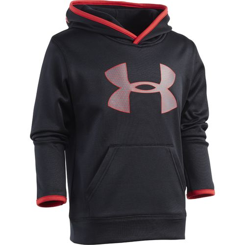 Under Armour™ Little Boys Highlight Big Logo Pullover Hoodie
