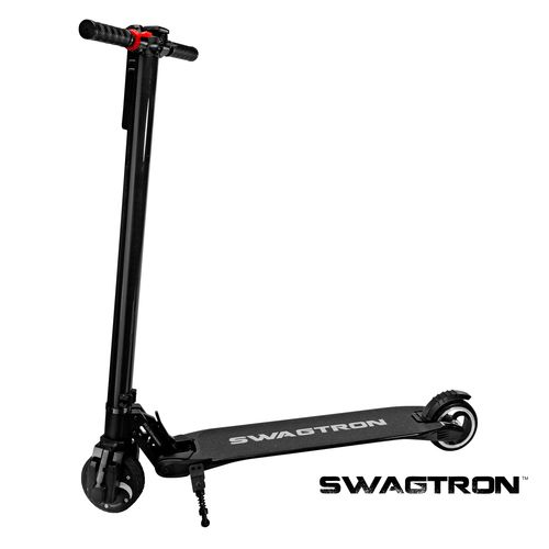 Swagtron™ Swagger-1 Collapsible Electric Scooter
