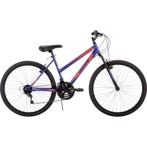 "Display product reviews for Huffy Women's Alpine 26"" 18-Speed Mountain Bike"
