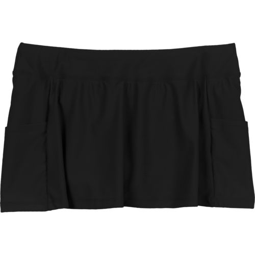 BCG™ Women's Malibu Solids Skirtini Swim Bottom