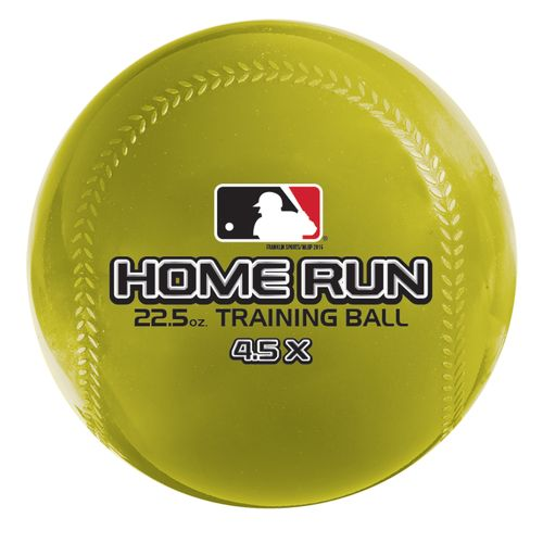 Franklin Home Run 22.5 oz. Training Baseball