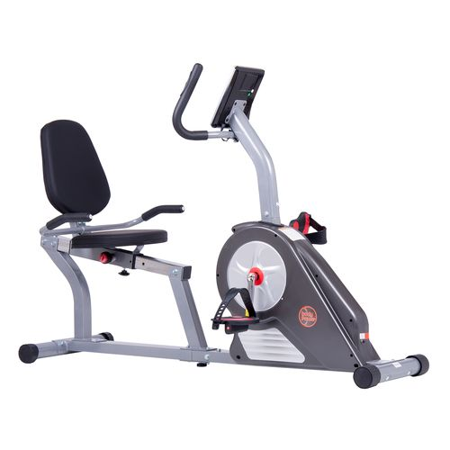 Body Power™ Deluxe Magnetic Recumbent Exercise Bike - view number 6