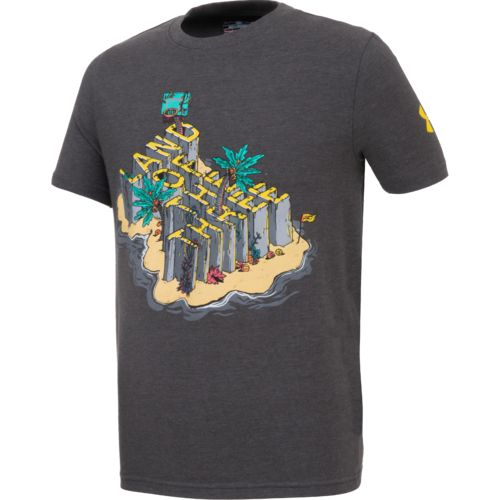 Under Armour™ Boys' SC30 Land of the 3 T-shirt
