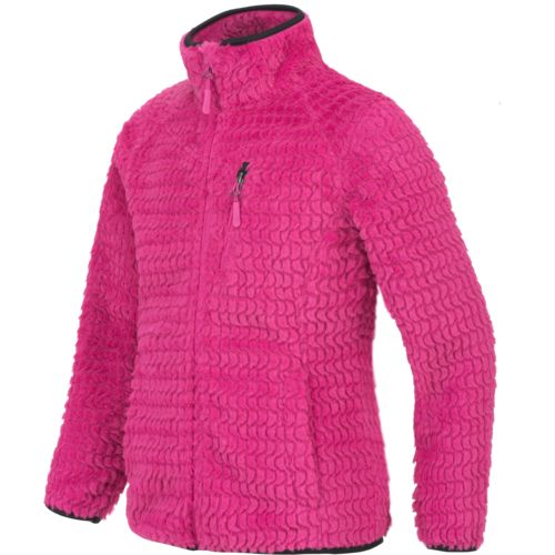 Steve Madden Girls' Fleece Jacket