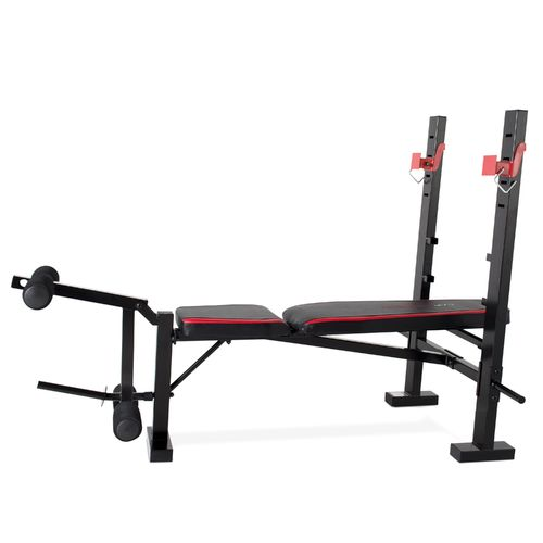 CAP Strength Olympic Bench with Preacher Pad and Leg Developer - view number 2