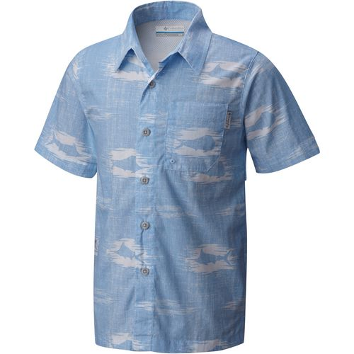 Columbia Sportswear Boys' Trollers Best Button Down Shirt