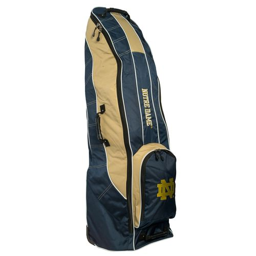 Team Golf University of Notre Dame Golf Travel Bag - view number 1