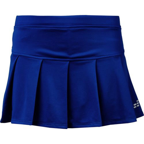 BCG Girls' Basic Moisture Wicking Pleated Tennis Skort - view number 2