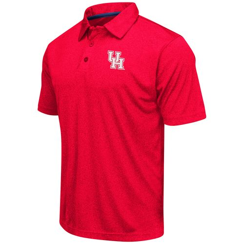 Colosseum Athletics™ Men's University of Houston Academy Axis Polo Shirt