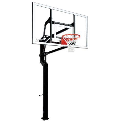Display product reviews for Goalsetter Signature Series MVP 72 in Inground Tempered-Glass Basketball Hoop