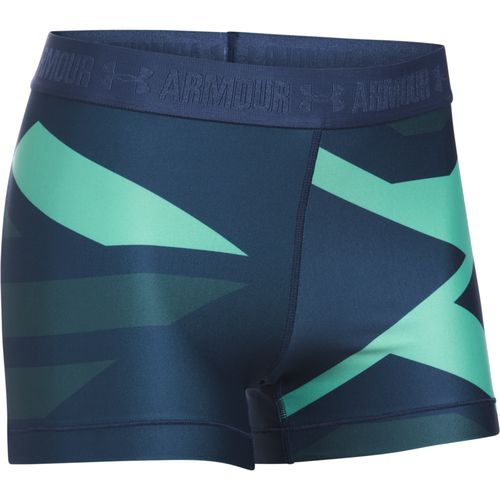 Under Armour Women's HeatGear Armour 3 in Engineered Short