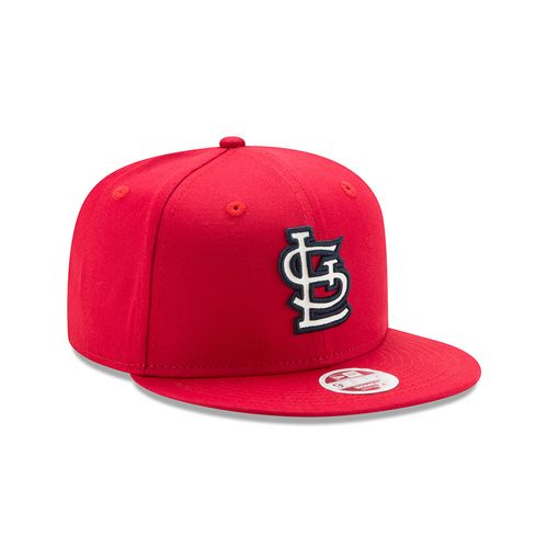 New Era Women's St. Louis Cardinals Team Glisten 9FIFTY® Cap - view number 3