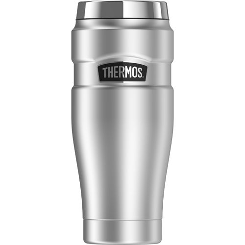 Display product reviews for Thermos® 16 oz. Vacuum-Insulated Travel Tumbler