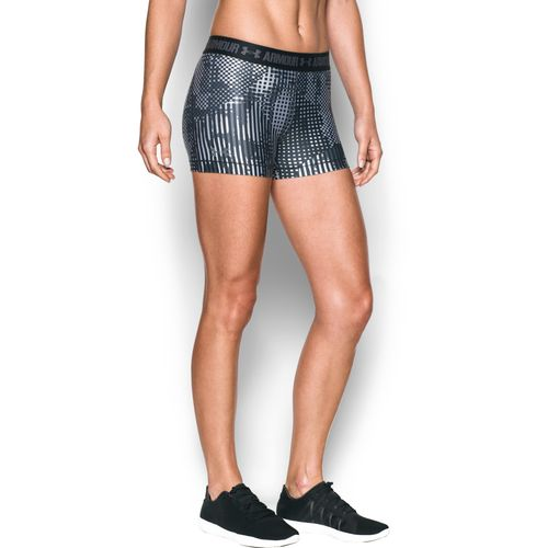 Under Armour Women's HeatGear Armour Printed Shorty Short