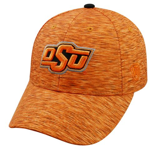 Top of the World Men's Oklahoma State University Warpspeed Cap