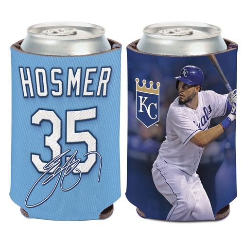 WinCraft Kansas City Royals Eric Hosmer 35 Can Cooler