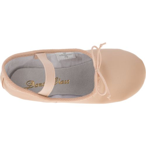 Dance Class Toddler Girls' Leather Ballet Shoes - view number 5