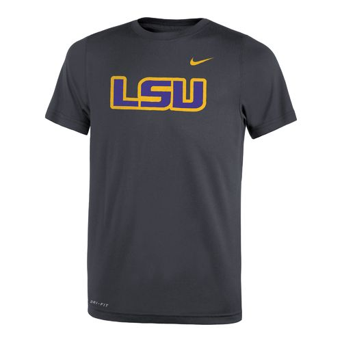 Nike Boys' Louisiana State University Legend Travel T-shirt