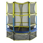 Upper Bounce 55 in Round Trampoline with Enclosure - view number 1