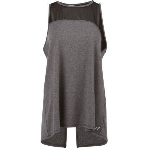 Display product reviews for BCG Women's Asymmetrical Mesh Training Tank Top
