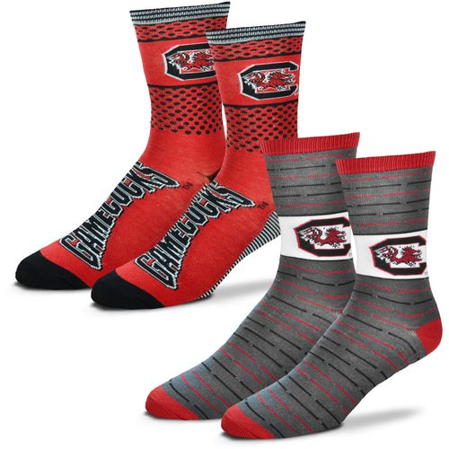 For Bare Feet Men's University of South Carolina Father's Day Socks
