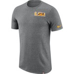 Nike Men's Louisiana State University Dry Marled Patch T-shirt - view number 1