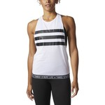 adidas Women's Three Stripe Life Tape Performer Tank Top - view number 4