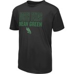 Colosseum Athletics Boys' University of North Texas Team Mascot T-shirt - view number 1