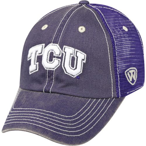 Top of the World Men's Texas Christian University Crossroads 1 Cap
