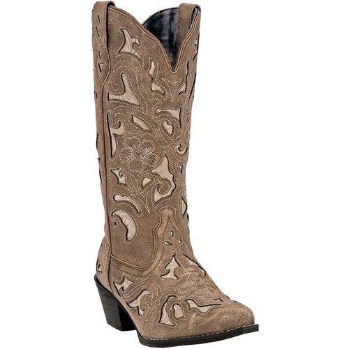 Laredo Women's Sharona Goat Leather Western Boots