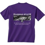 New World Graphics Men's Kansas State University Friends Stadium T-shirt - view number 1