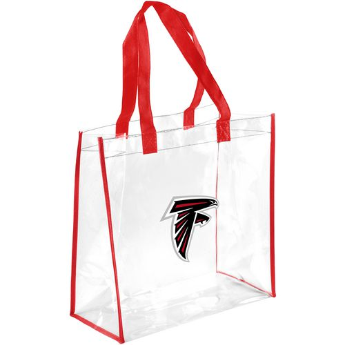 Forever Collectibles Atlanta Falcons Clear Reusable Bag