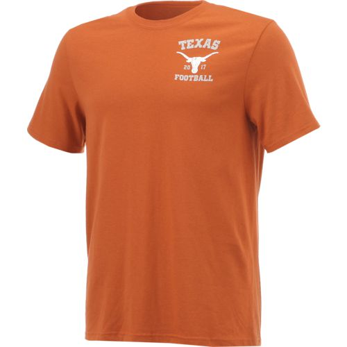 We Are Texas Men's University of Texas Longhorns 2017 Schedule T-shirt - view number 3