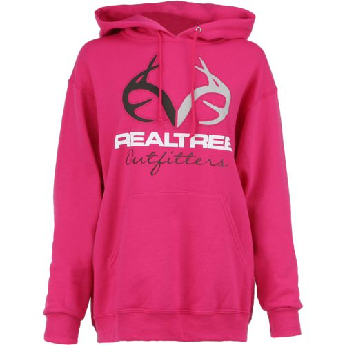 Display product reviews for Realtree Women's 2-Tone Antler Logo Hoodie