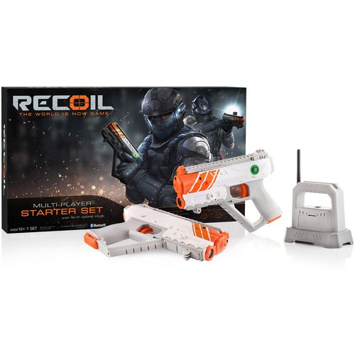 Display product reviews for Skyrocket Toys RECOIL Multiplayer Starter Set