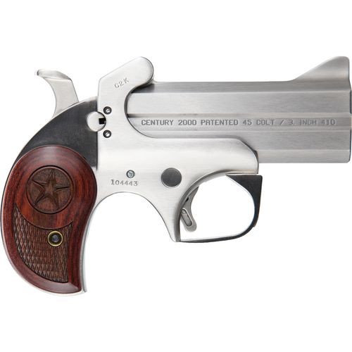 Bond Arms Century 2000 .45 LC/.410 Bore Derringer Handgun