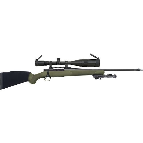 Mossberg Patriot Night Train .300 Winchester Magnum Bolt-Action Rifle