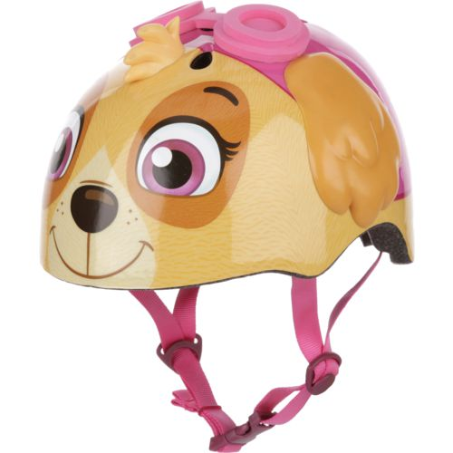 Bell Kids' PAW Patrol Skye Writing Bike Helmet