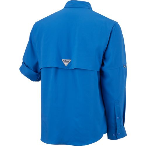 Columbia Sportswear Men's Blood and Guts III Long Sleeve Woven Fishing Shirt - view number 2